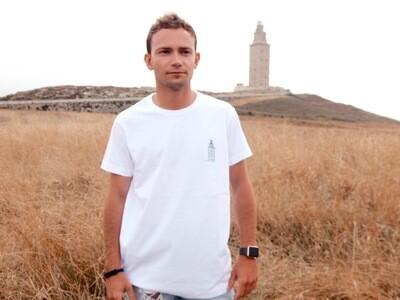 Camiseta Torre de Hercules