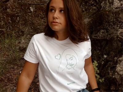Camiseta morriña