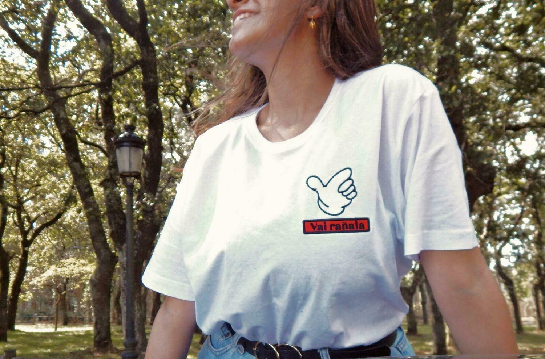 Camiseta ``Vai rañala´´