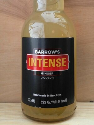 Barrow's Intense Ginger Liquer 375ml