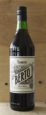 Berto Sweet Vermouth Ross de Travaj