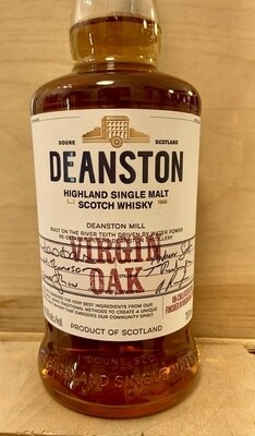Deanston Virigin Oak Single Malt