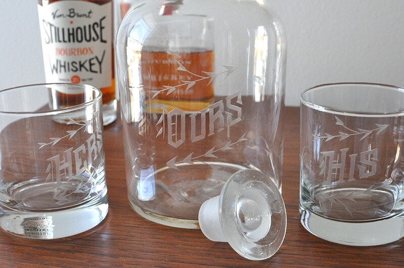 Decanter - His / Hers / Ours