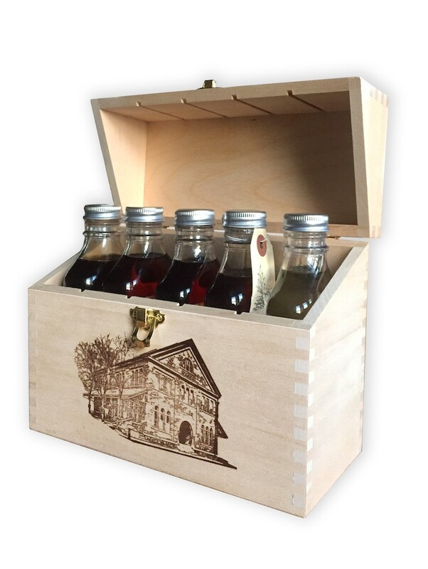 Kings County Gift 5 Pack (Bourbon, Chocolate, Moonshine, Peated, Spice)