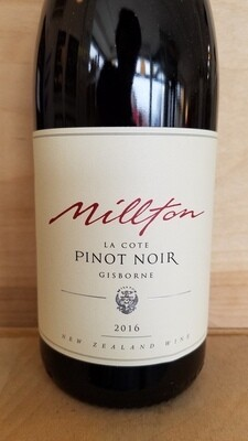 Millton Vineyards, Pinot Noir La Cote