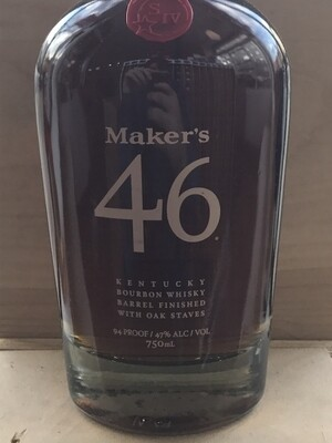 Makers 46 Bourbon