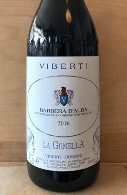 Viberti Giovanni Barbera d'Alba La Gemella