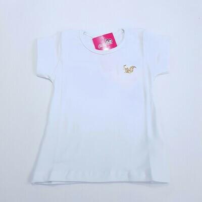 Blusa básica em cotton