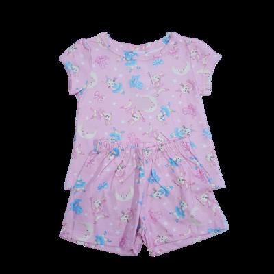 Pijama Blusa e Short