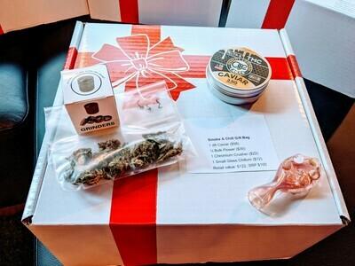 Smoke & Chill Gift Box