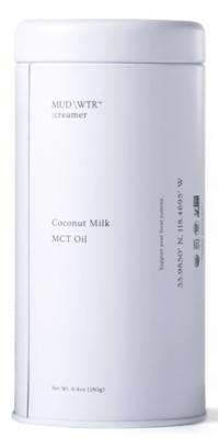MUD\WTR Plant-based Creamer, 30-serving tin