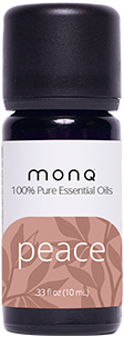Monq® 100% Pure Essential Oils (10 mL) - Peace