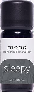 Monq® 100% Pure Essential Oils (10 mL) - Sleepy