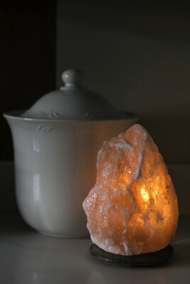Medium Salt Lamp