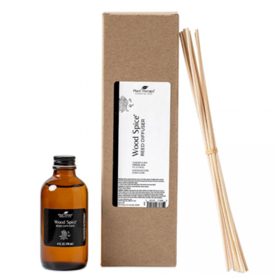 Plant Therapy® Reed Diffuser, Wood Spice