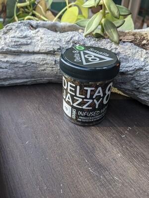 Hemp Direct Delta 8 Infused Flower - Jazzy, 10g Jar