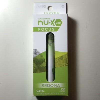 Nu-X CBD Disposable 150MG Pen - Sedona