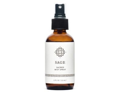 Shamans Market Sage Sacred Mist Spray - 4 oz.