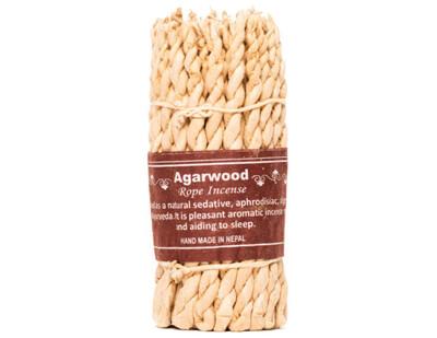 Agarwood Rope Incense