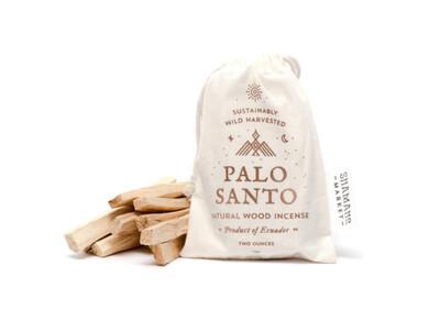 Palo Santo Incense Sticks - Ecuador - 2oz