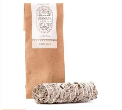 White Sage Smudge Stick - Medium