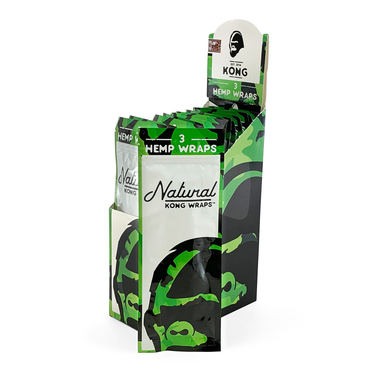 Natural Kong Wraps