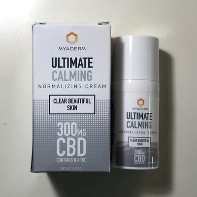 Myaderm CBD Ultimate Calming Normalizing Cream 300mg