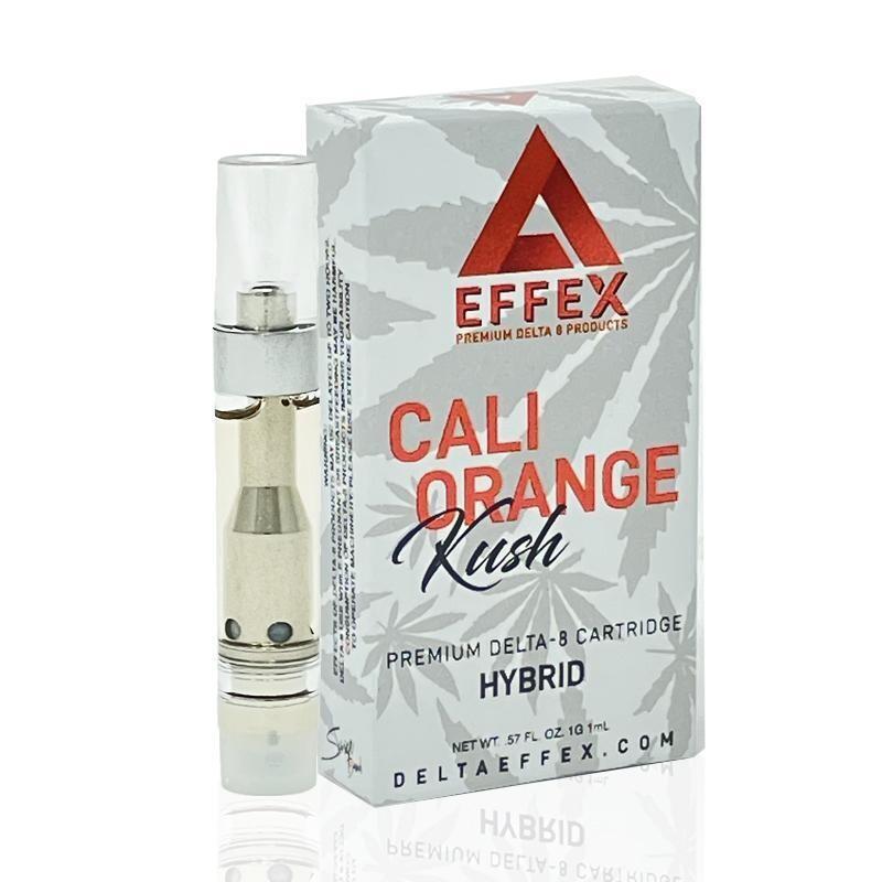 Delta Effex Cali Orange Kush Cartridge - 1ML