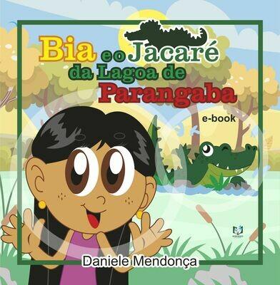Bia e o Jacaré da Lagoa de Parangaba