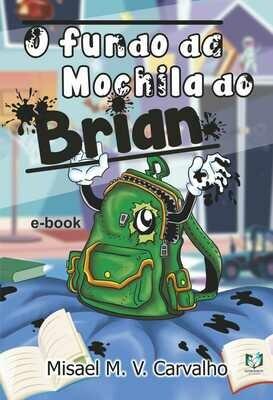 O fundo da mochila do Brian