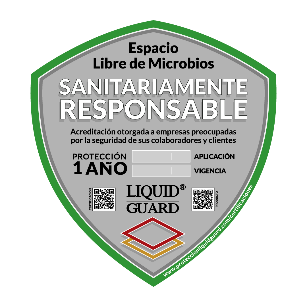 Instalación Certificada: Liquid Guard® REPEL Textil, para superficies Absorbentes (m2)