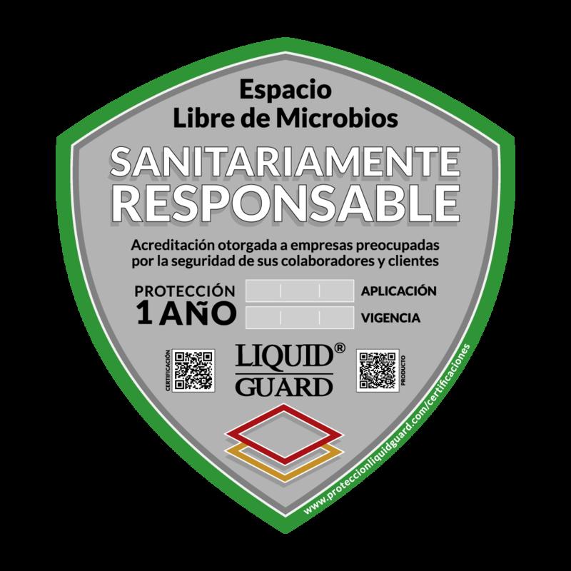 Instalación Certificada: Liquid Guard® No Absorbente (m2)
