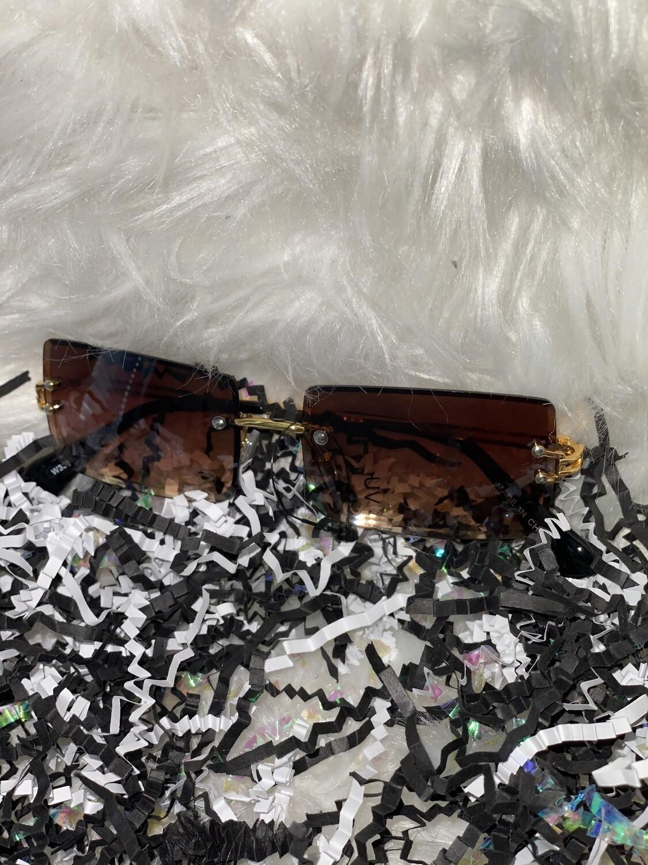 KB Glasses - Brown