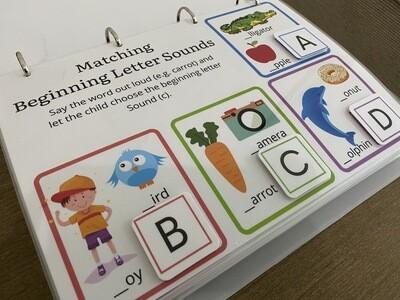 Kindergarten Busy Binder