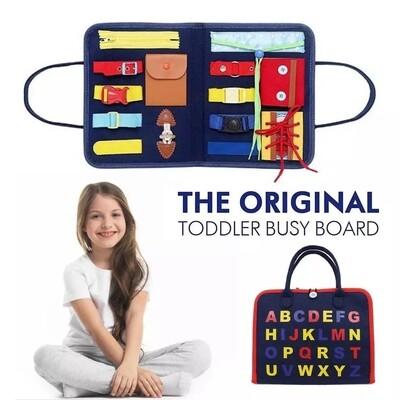 Toddler Felt Busy Board