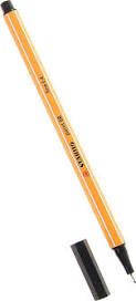"""""""Stabilo"""" Ручка капиллярная 0.4 мм черный 88/46"""