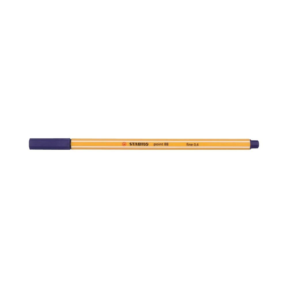 """Stabilo"" Ручка капиллярная 0.4 мм берлинская лазурь 88/22"