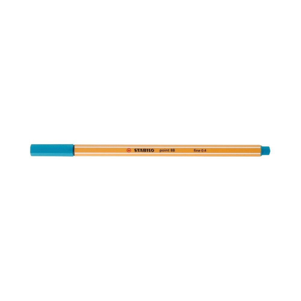 """Stabilo"" Ручка капиллярная 0.4 мм бирюзово-голубой 88/51"