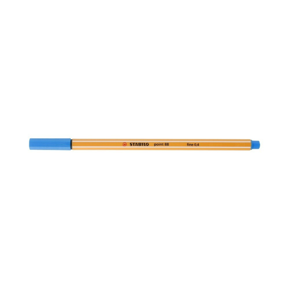 """Stabilo"" Ручка капиллярная 0.4 мм ультрамарин 88/32"
