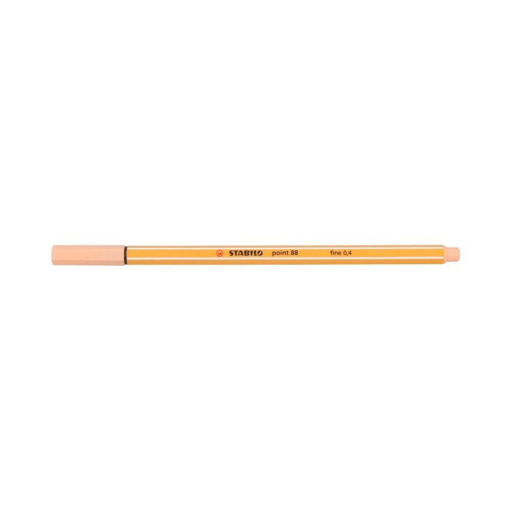 """""""Stabilo"""" Ручка капиллярная 0.4 мм светло-телесный 88/26"""