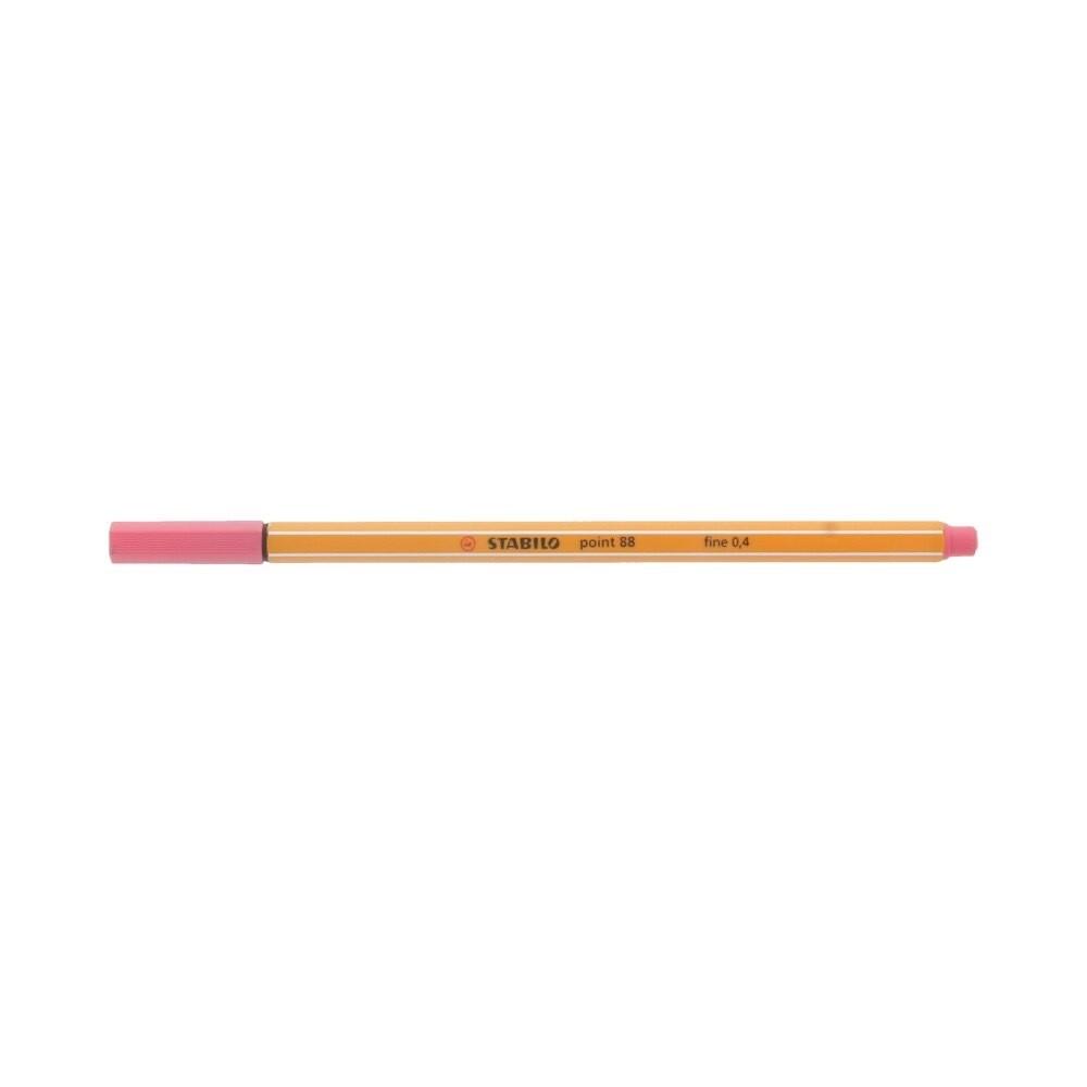 """Stabilo"" Ручка капиллярная 0.4 мм светло-розовый 88/29"