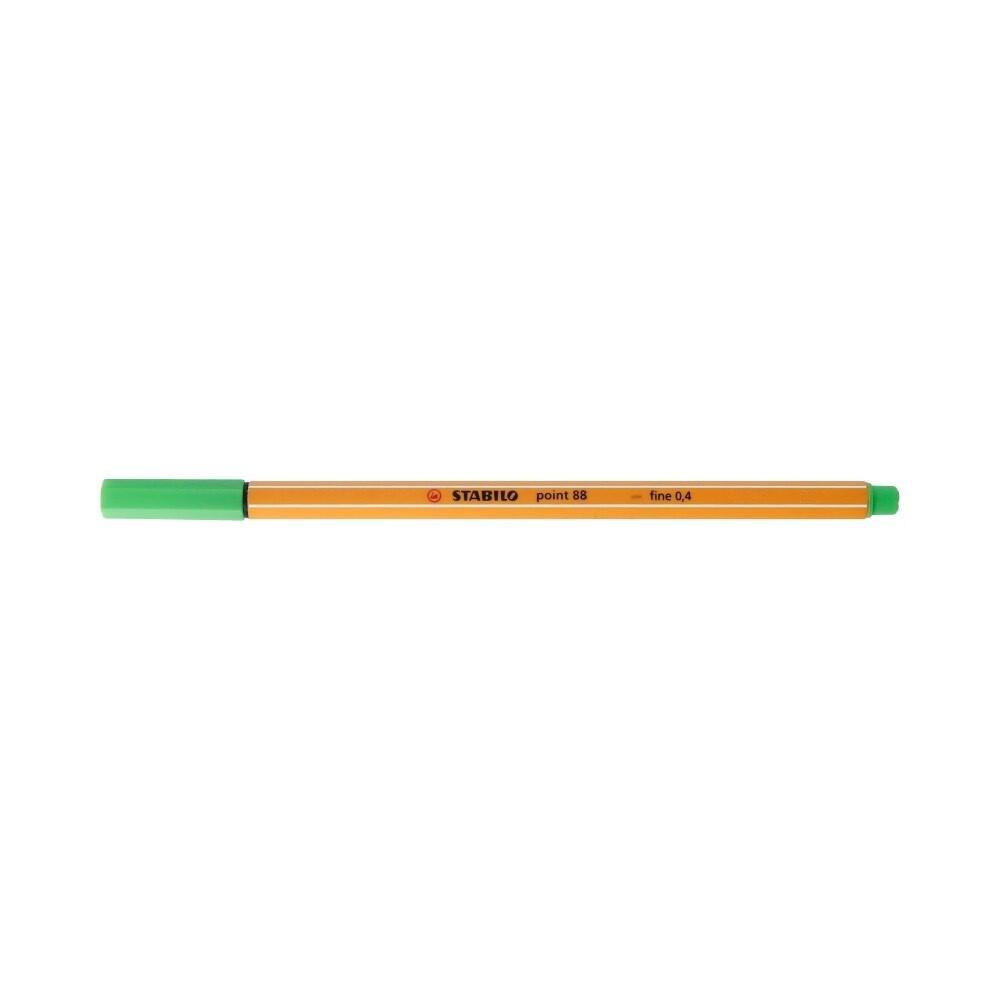 """""""Stabilo"""" Ручка капиллярная 0.4 мм лиственный 88/43"""