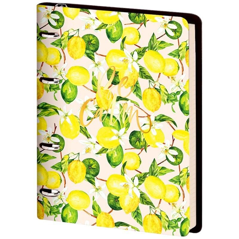 Тетрадь Greenwich Line Vision, Nr4A5_26038, белый, желтый, зеленый, в клетку, 80 листов