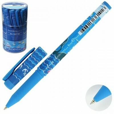 Ручка шар. дет. 0,7 FreshWrite Пингвин (20-0214/50 син.)