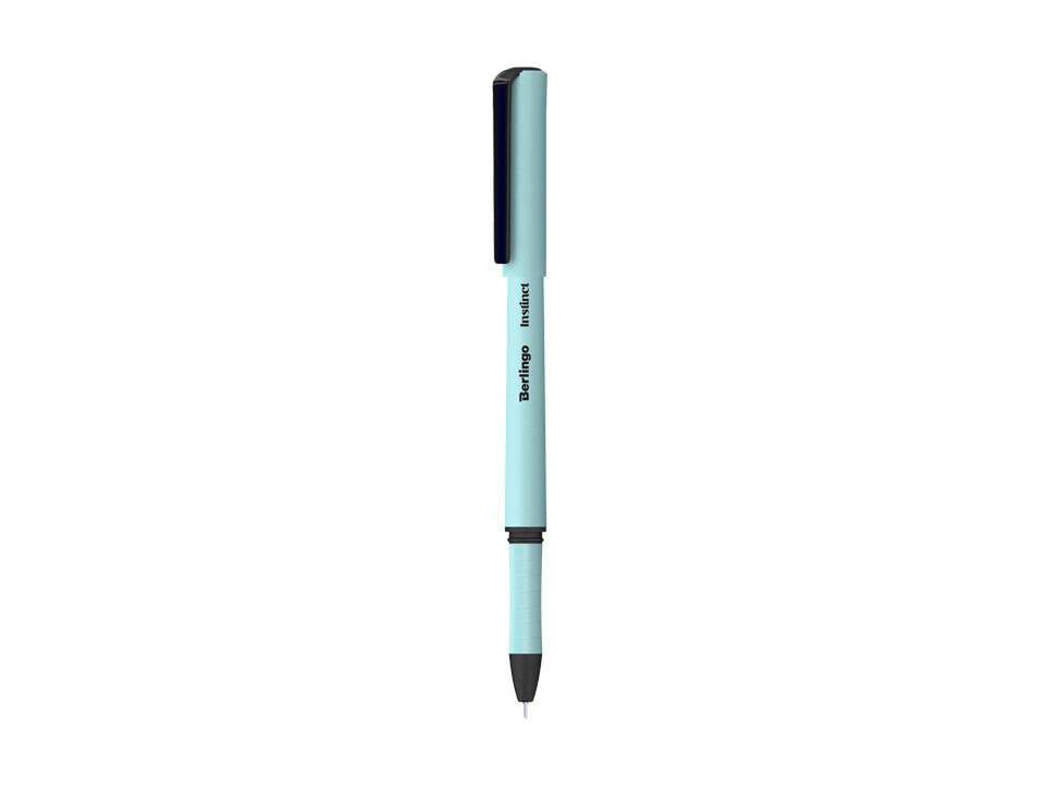 """Ручка гелевая Berlingo """"Instinct"""", 0,5мм, черная CGp_50015"""