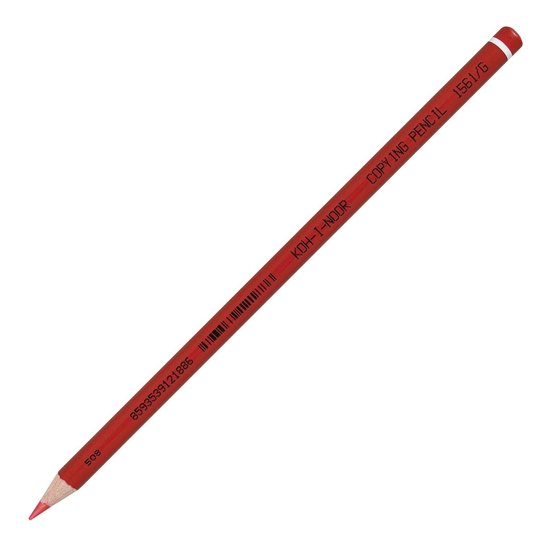 Карандаш химический Koh-I-Noor, красный