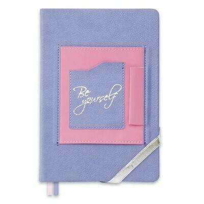 Ежедневник недатированный, формат А5, 160 л., твёрдый переплёт, тиснение фольгой