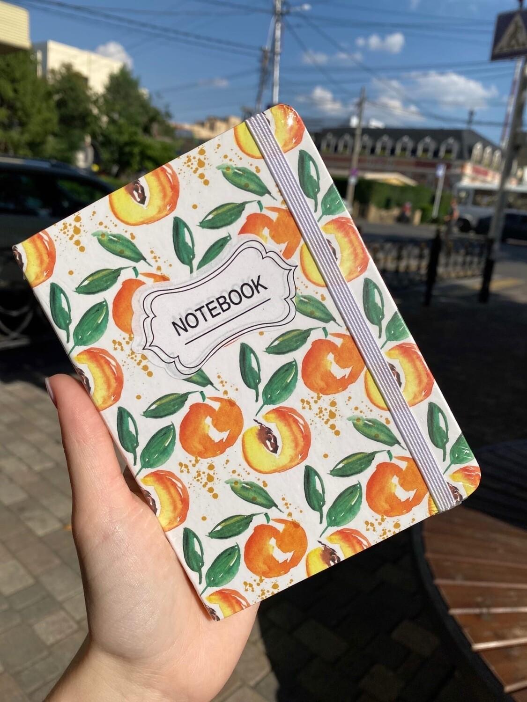 """Записная книжка FZ-175-A6 """"Фрукты и ягоды"""""""