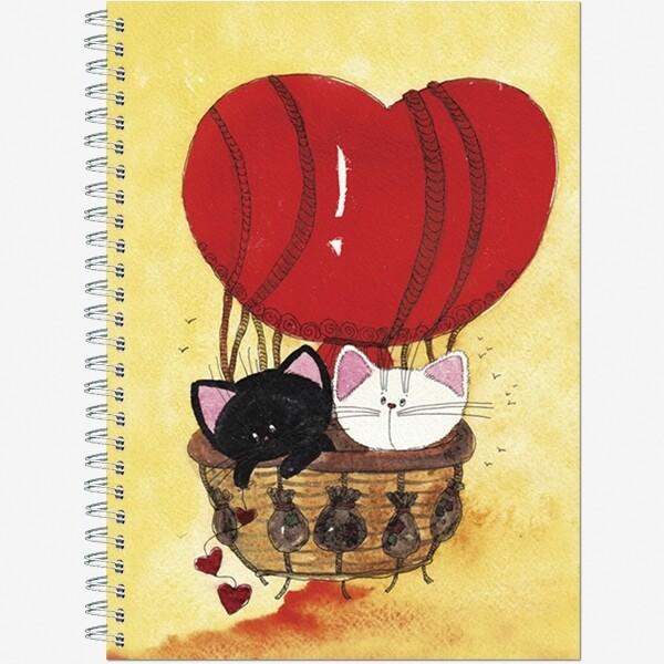 "Блокнот для зарисовок Sketchbook А5 ""Хвостики"", 60л., офсет 100г/м2, ламин жест обл 2820"