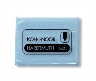 Резинка Koh-I-Noor д/художественного творчества(клячка) синяя 6421/18